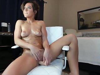 Fitness Tanned Mature Amazing Orgasms