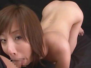 Honami Takasaka - Endless Blowjob