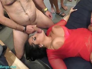 Cougar jism mega-slut Comes To mass ejaculation sex Involving aged cranks sextube