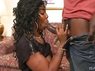 Incredibly voracious Tasteful is black cowgirl who loves topping fat BBC