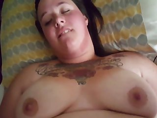 Nice Fun Bags SUPERSIZED BIG BEAUTIFUL WOMAN Bouncing