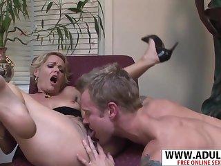 Hot MILF Kelly Leigh Hardcore Sex