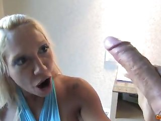 Arousing mommy fornicateed by a huge young babe prick - ginger hell