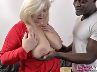 Mother I´d Like To Fuck bitch in stockings blacked - MILF