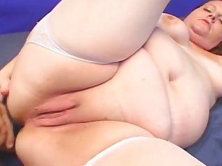 Super Milf - Bbw - Big Natural Tits - Adrienne (2006)