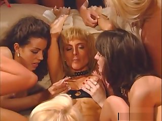 Lesbian Orgy With Insanely Hot Girls