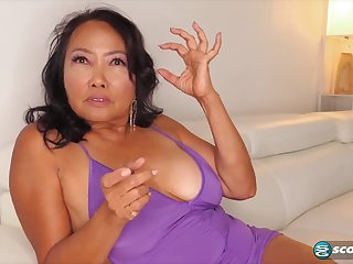 Mandy Thai-Old Hairy Vagina Getting Got Laid