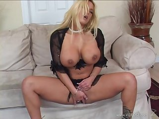 Big tit cougar loves to sit on a hard pecker and gets cum on tits