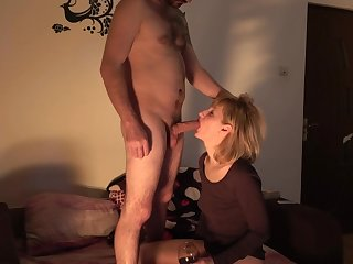Cougar uses 18Yo Dude for her Pleasures!