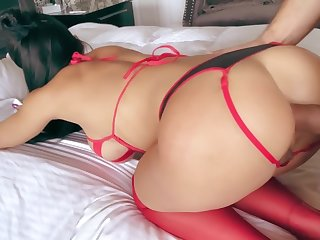 HOT Nurse gets her asshole destroyed by a patient - ANAL