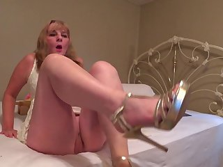 Barefoot In My Strappy Sandals Cum Worship Pt2 - TacAmateurs