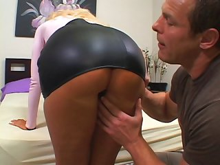 Cheating MILF Aline rides a large dick while her husband watches