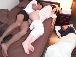 Pretty Japanese stepmom