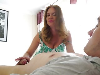 This Horny Big Breasted British Housewife Has Fun With Her Toy Boy - MatureNL