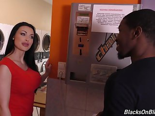 What does 1 of Europe's largest porno starlets do when she's not deep-throating and humping on camera? For Aletta Ocean, it's running her laundromat. You heard right. Unlike most of her peers, Aletta saves her money...and invests it in various businesses.