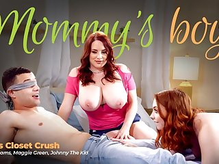 Maggie Green & Arietta Adams in Mom's Closet Crush