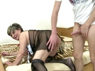 Desperate Chunky grannie Wants To reminisce youthfull shaft sex video